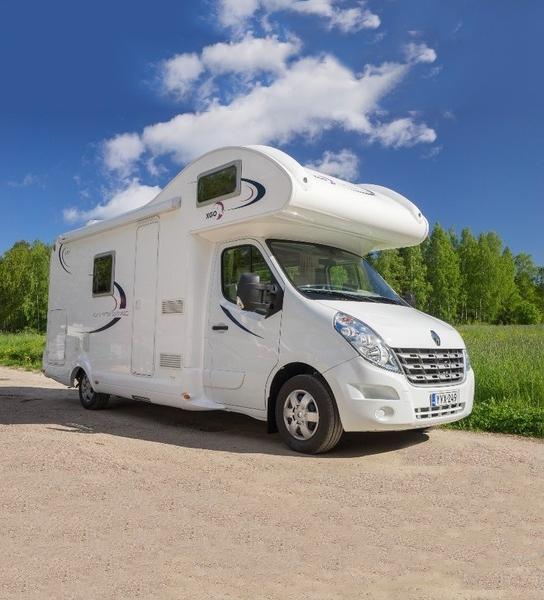 location camping car en crete