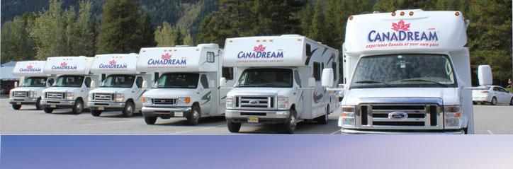 location camping car halifax