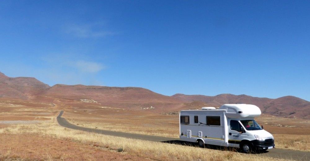 location camping car johannesburg