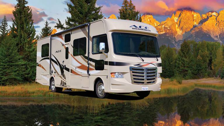 location camping car luxe usa