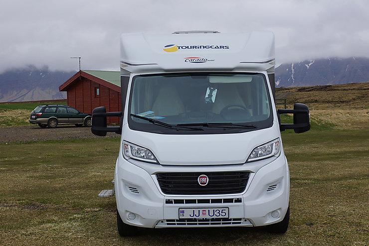 location camping car norvege avis