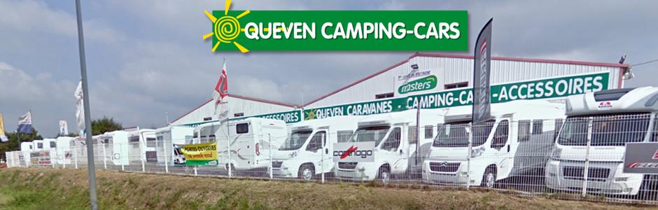 location camping car queven