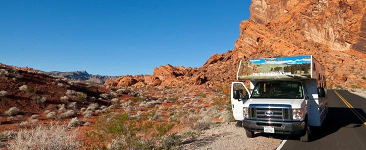 location camping car usa kilometrage illimite