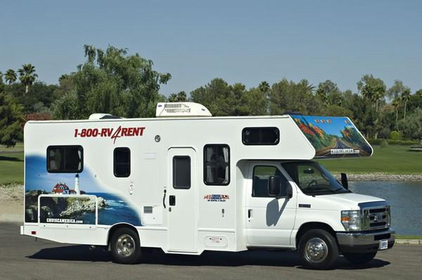 location camping car usa