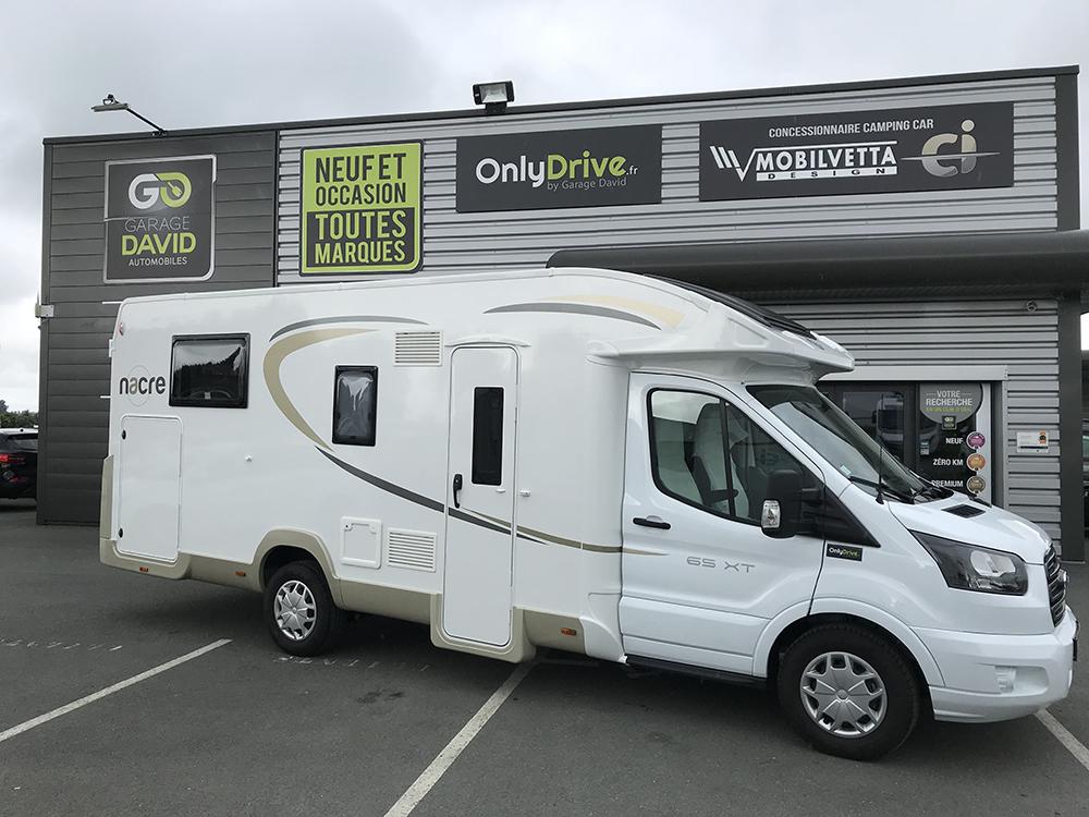 location camping car vendee