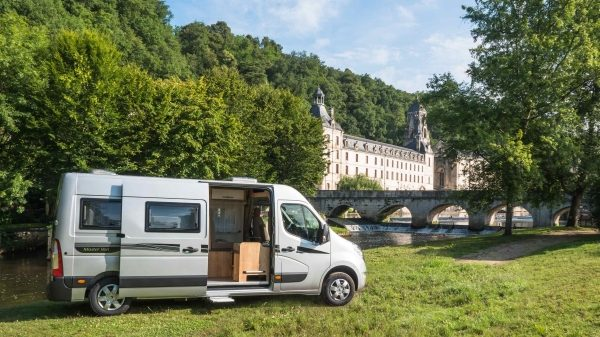 location camping car venise