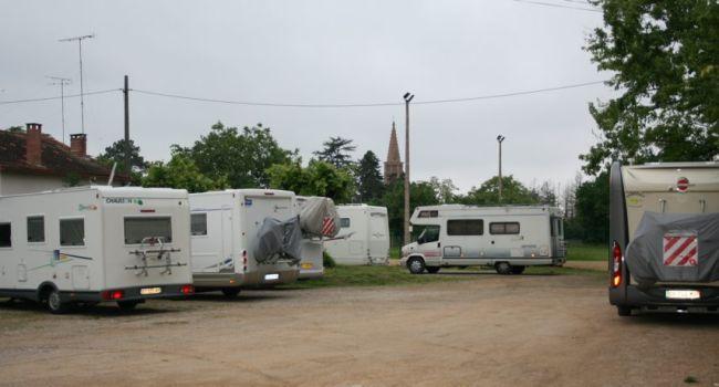 location camping car verdun
