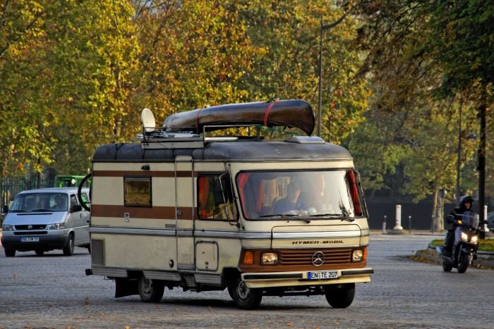 location camping car vienne