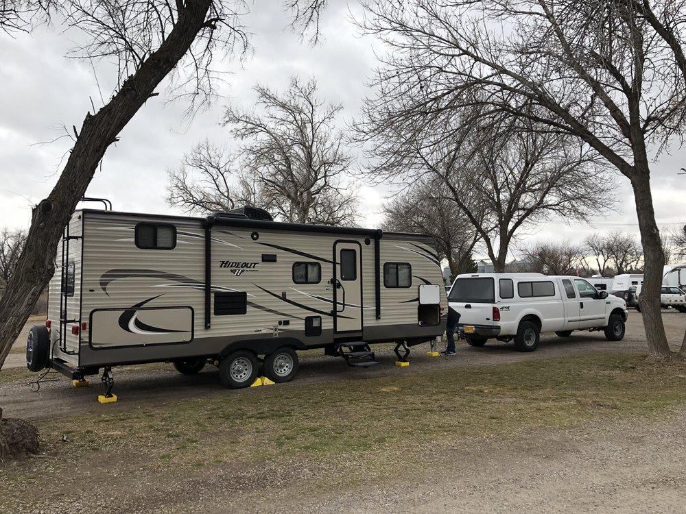 location camping car yellowstone